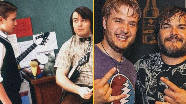 Jack Black pays tribute to School of Rock co-star Kevin Clark who died aged 32