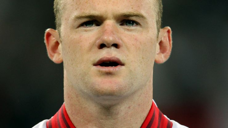 New video of Wayne Rooney on night of 'stitch up' pics emerges