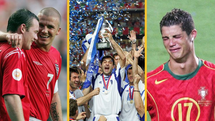 QUIZ: How well do you remember Euro 2004?