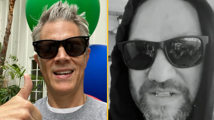 Johnny Knoxville finally responds to Bam Margera's Instagram outburst