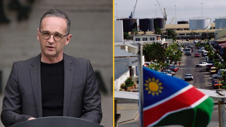 Germany agrees to pay Namibia €1.1bn over historical genocide