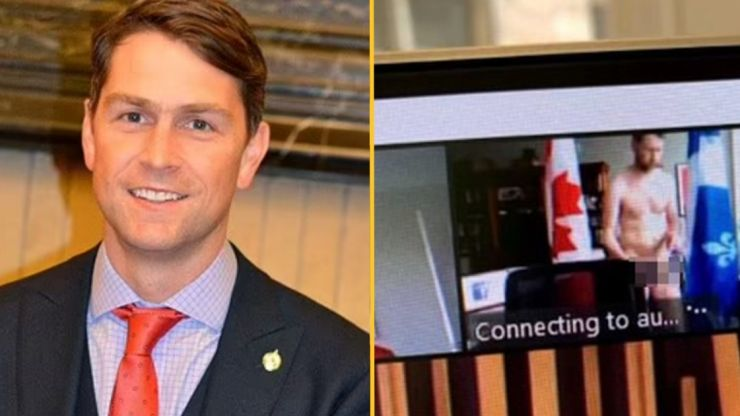 MP steps down after 'peeing into coffee cup' during Zoom meeting