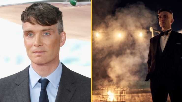 Cillian Murphy tells Peaky Blinders fans to strap in for 'emotional climax' of final series