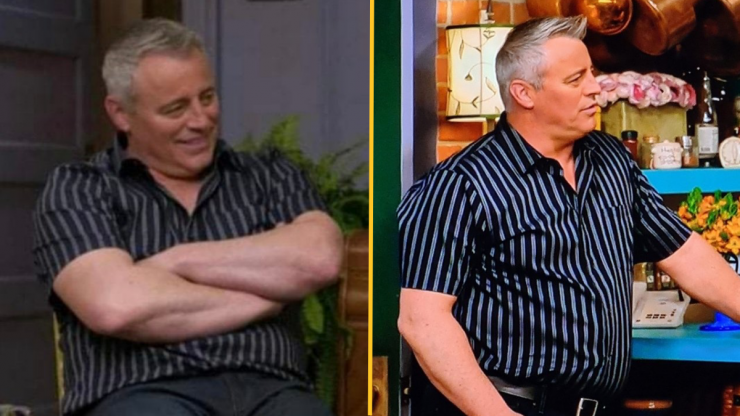 """The best Matt LeBlanc """"looking like your uncle"""" memes from the Friends reunion"""