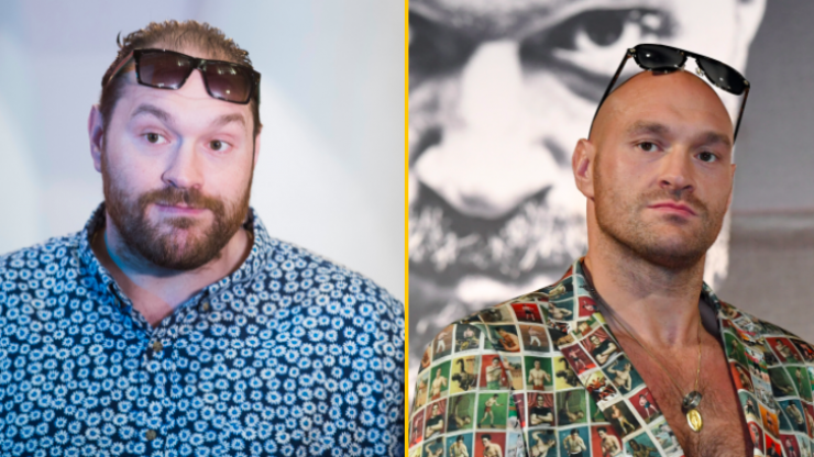 Tyson Fury's nutritionist reveals how 'The Gypsy King' lost 30 pounds in 30 days