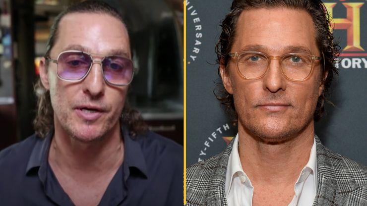 Matthew McConaughey insists masks 'don't take away identity and freedom'