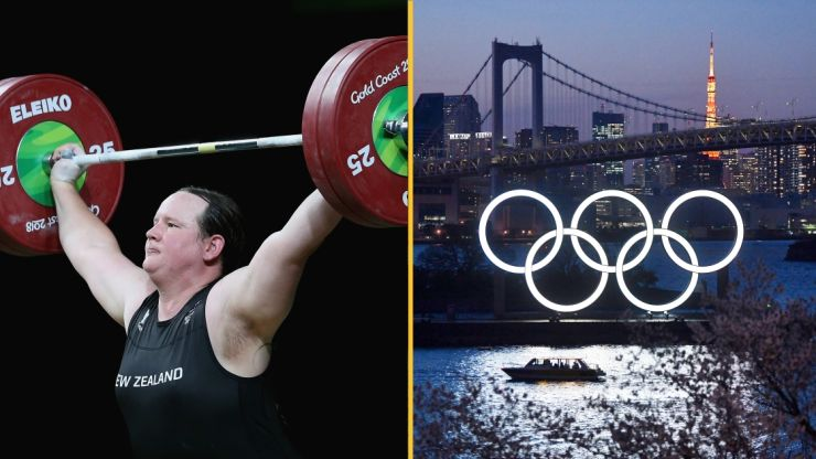 Rival weightlifter says first trans athlete at Olympics is 'like a bad joke'