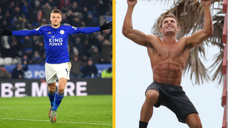 Robert Pattinson, Zac Efron and Louis Tomlinson are up to star in Jamie Vardy film