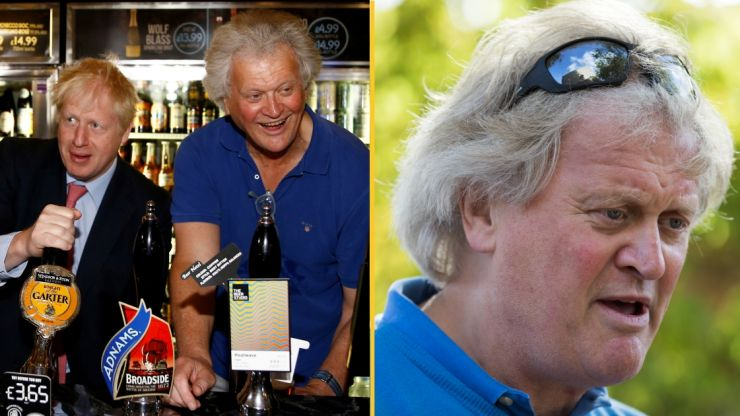 Wetherspoons boss Tim Martin calls for more EU immigration due to shortage of staff