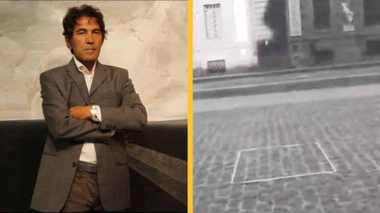 Italian artist Salvatore Garau just sold an invisible sculpture for $18,000