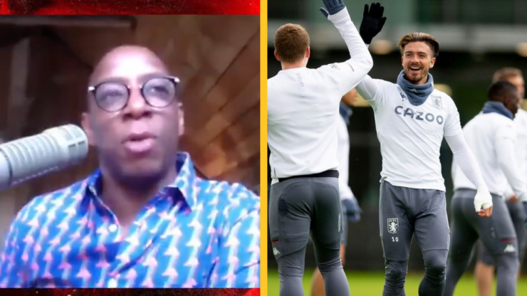Ian Wright tells story of Jack Grealish's heartwarming gesture to his biggest fan