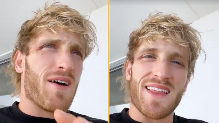 Logan Paul responds to video of Mayweather 'knocking him out and helping him up'