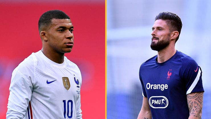 Kylian Mbappe so angered by Olivier Giroud comments he wanted to hold press conference