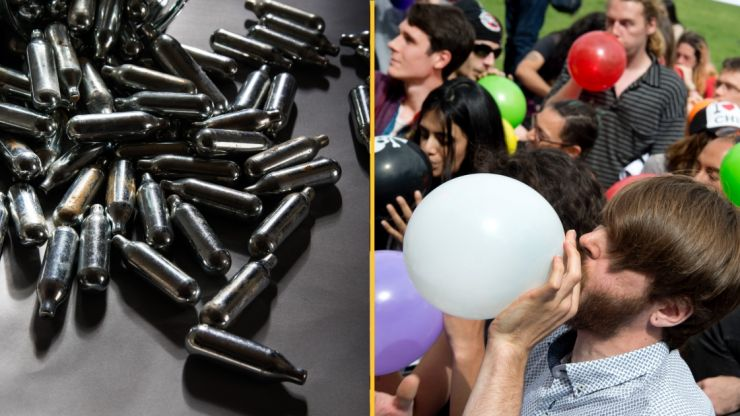 Low doses of laughing gas could help treat depression, study suggests