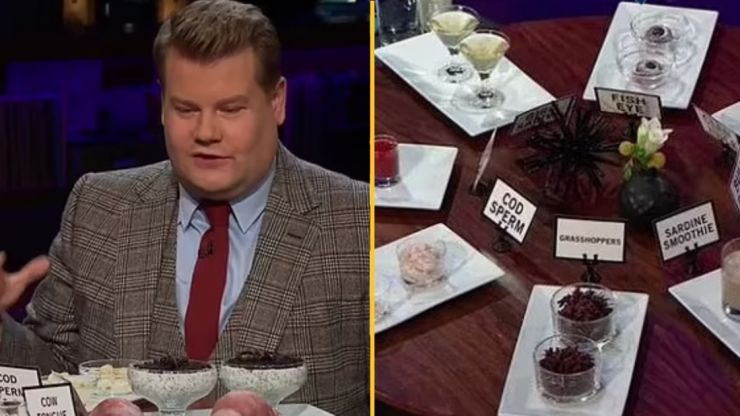 James Corden receives 12,000 complaints after 'racist' segment of Late Late Show