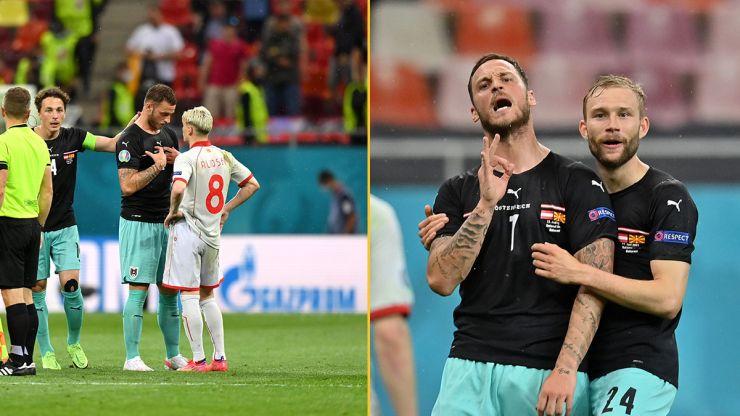 North Macedonia FA writes to Uefa over Marko Arnautovic remarks