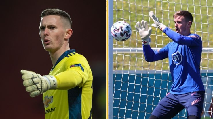 Dean Henderson removed from England squad due to injury