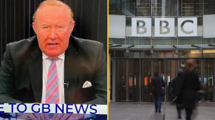 GB News launch gains more viewers than BBC or Sky news channels
