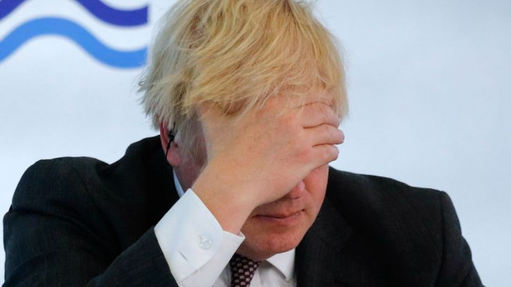 Downing St responds to leaked Boris 'f**king hopeless' Hancock text