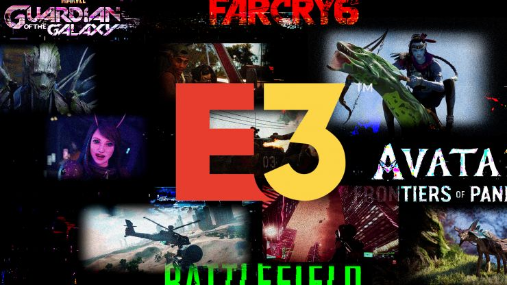 All the best bits from E3 2021 you missed while you were watching the Euros