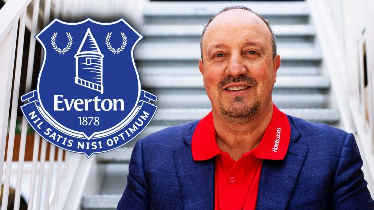 Rafa Benitez 'on the brink' of being named Everton manager