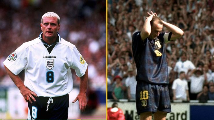 QUIZ: Can you remember the starting XIs for England vs Scotland at Euro 96?