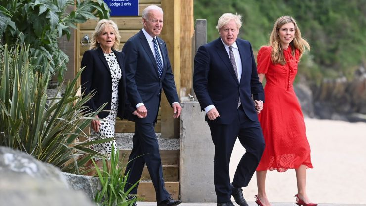 G7 summit was super spreader event for Cornwall as cases rise 2,450%