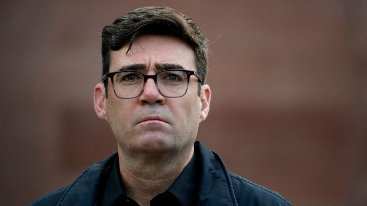 Andy Burnham to demand compensation from Scottish government over travel ban