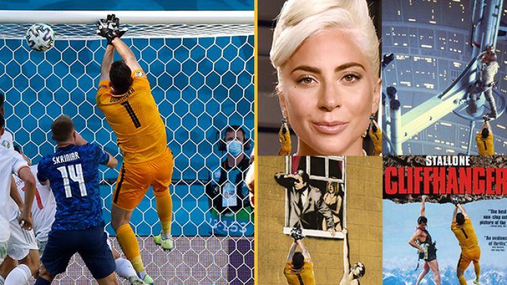 FootballJOE Photoshop Challenge #2: Martin Dubravka's calamitous own goal