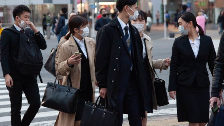 Japan becomes latest country to introduce plans for a four-day work week