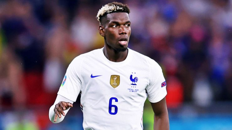 Paul Pogba is bossing another major tournament and showing United what they need to do