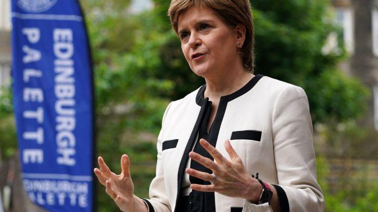 Record high 3,285 Covid cases recorded in Scotland