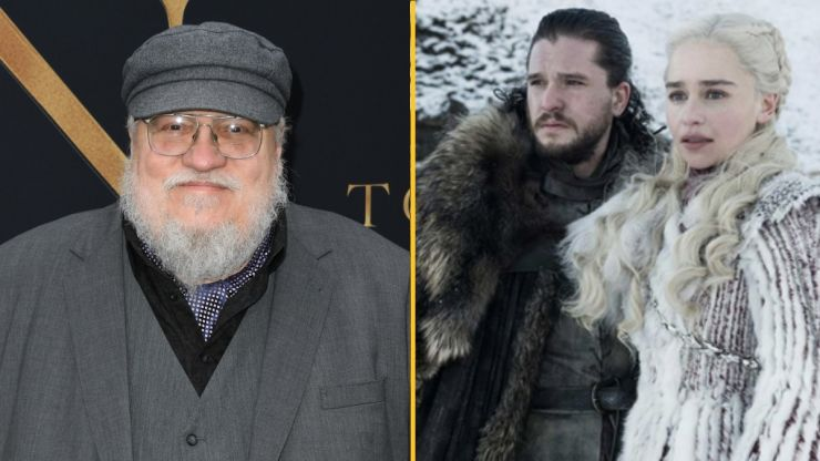 Game of Thrones creator George R.R. Martin promises different ending from TV series
