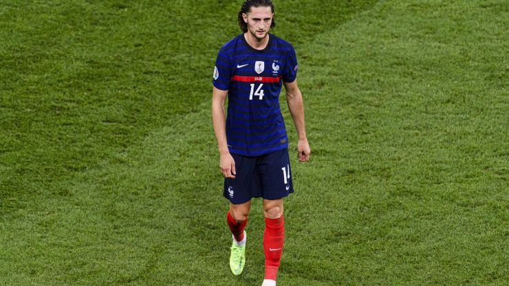 Drama in French camp as Rabiot's mother clashes with families of Pogba and Mbappe