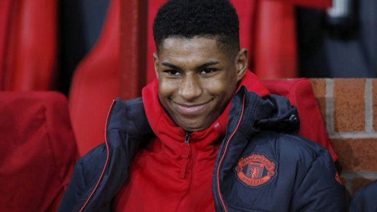 Marcus Rashford deletes tweet after 'confirming' Sancho to United