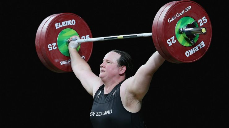 Petition against trans weightlifter Laurel Hubbard competing in Olympics pulled for 'hate speech'