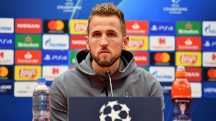 """Harry Kane releases statement after fan criticism for """"refusing to train"""""""