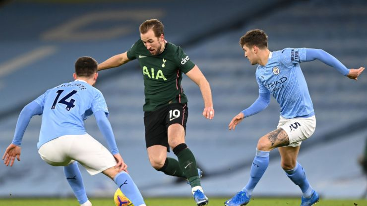 Harry Kane could play for Spurs against Man City in first Premier League game