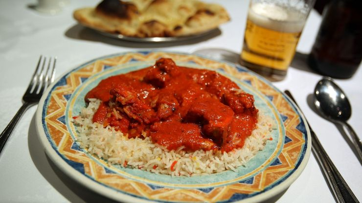 Food bloggers call for word 'curry' to be cancelled over British colonialism roots