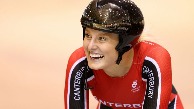 Olympic cyclist Olivia Podmore dies aged 24