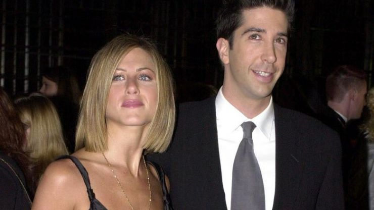 Jennifer Aniston and David Schwimmer reportedly dating after reunion show