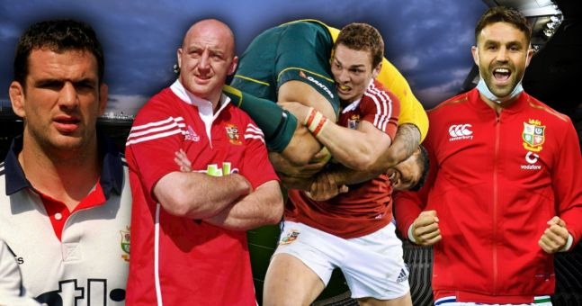 Greatest Lions XV of professional era includes five Welsh players | JOE.co.uk