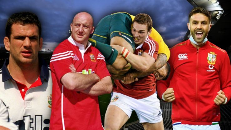 Greatest Lions XV of professional era includes five Welsh players