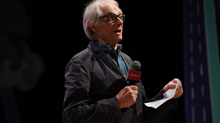Director Ken Loach says he has been expelled from the Labour party