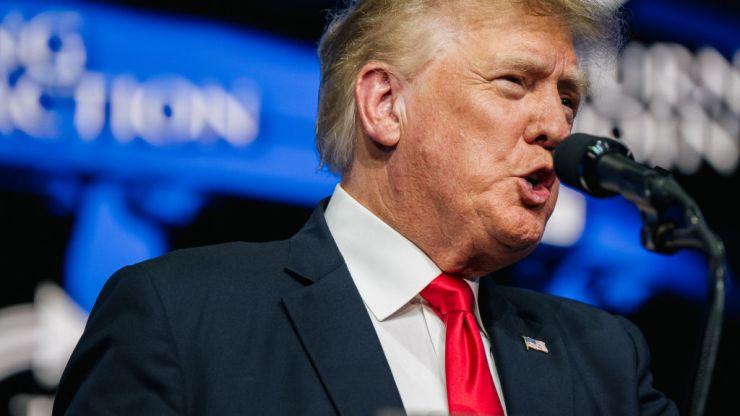 Trump demands Biden resign 'in disgrace' over Taliban's Afghanistan takeover