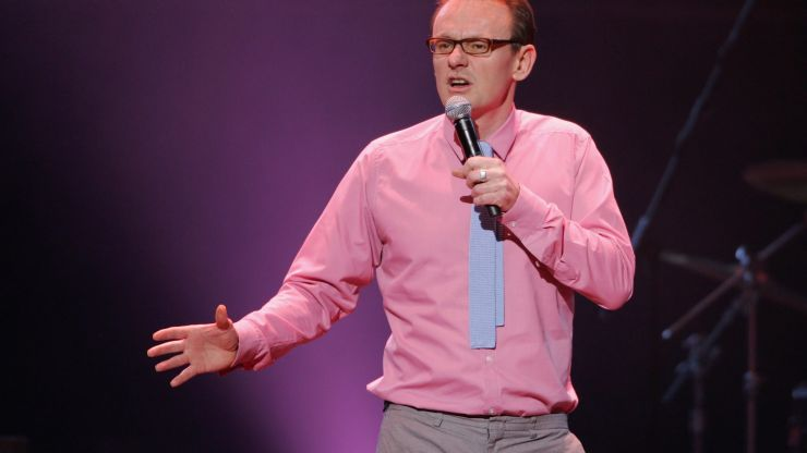 Channel 4 to pay tribute to Sean Lock tonight with evening of Sean's best moments