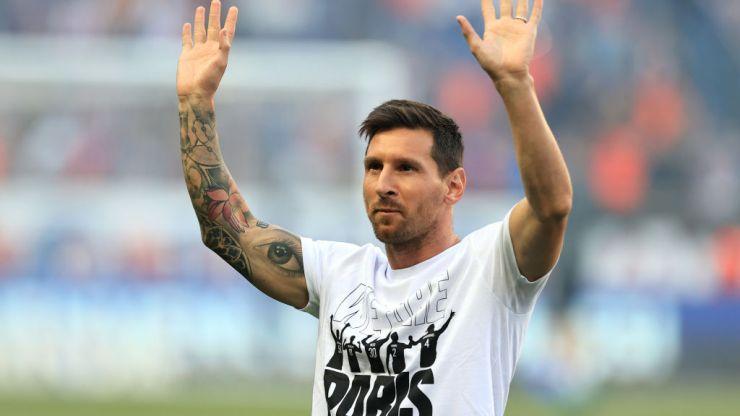 Beckham still wants Messi after PSG deal ends