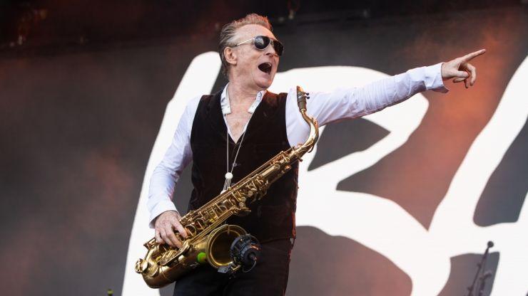 UB40 saxophonist Brian Travers dies aged 62