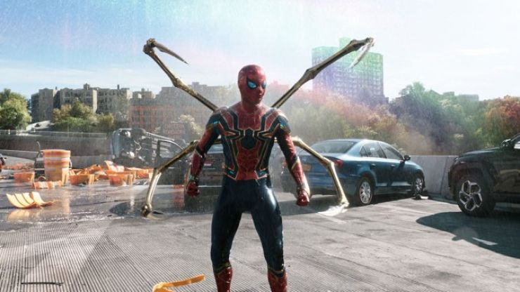 The Spider-Man: No Way Home trailer is here and it looks wild