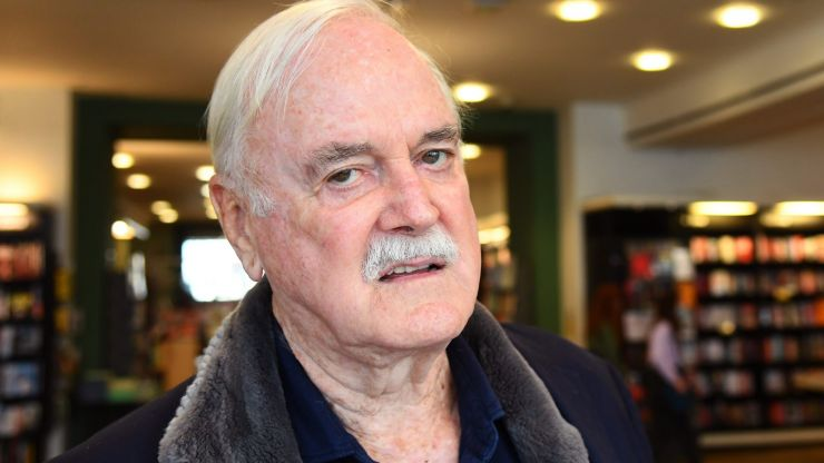 Cancel Me: John Cleese to present Channel 4 show on 'woke' comedy
